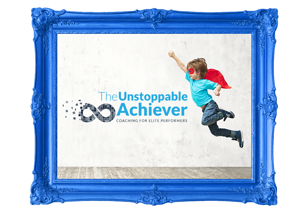 <b>The Unstoppable Achiever</b> |  Life Coaching for Executive Performance